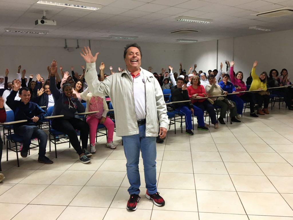 Contratar Palestra Show Com Geraldo Magela Humorista Ceguinho